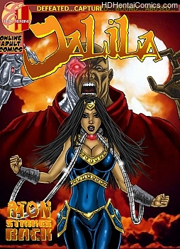 Porn Comics - Jalila – Aton Stikes Back 1 Sex Comics