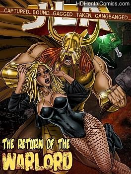 Porn Comics - JLA – The Return Of The Warlord Porn Comics