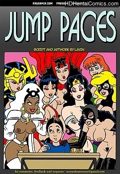 Porn Comics - Jump Pages 1 Comic Porn