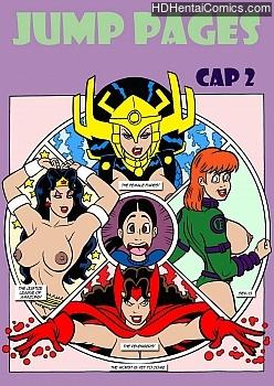 Porn Comics - Jump Pages 2 Sex Comics