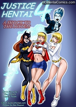 Porn Comics - Justice Hentai 4 Porn Comics