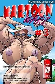 Porn Comics - Kartoon Warz 3 – Preparing The Battleground XXX Comics