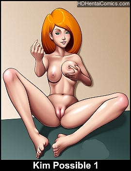 Porn Comics - Kim Possible 1 Comic Porn