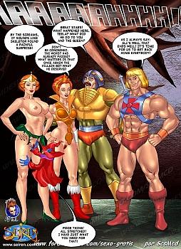 king-of-the-crown-comp105 free hentai comics