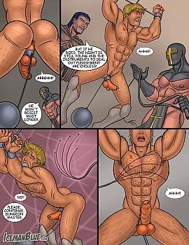 Porn Comics - Knight's End Adult Comics