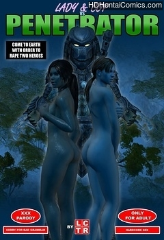 Porn Comics - Lady & Cop VS Penetrator 1 Hentai Manga