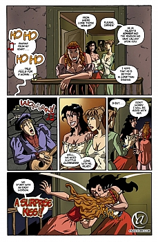 Porn Comics - Lady Lynn – The Jongleur Adult Comics