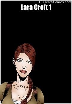 Porn Comics - Lara Croft 1 Adult Comics