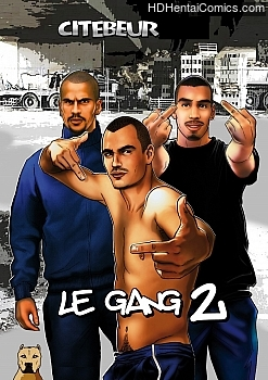 le-gang-2001 free hentai comics
