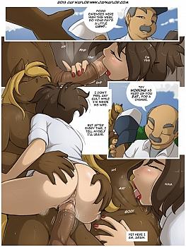 lenore004 free hentai comics
