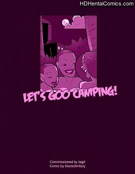 Porn Comics - Let's Goo Camping! XXX Comics