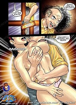 Porn Comics - Levando Mandioca Hentai Manga