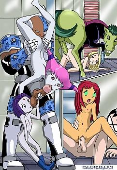 lolititans023 free hentai comics