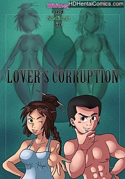Porn Comics - Lover's Corruption Adult Comics