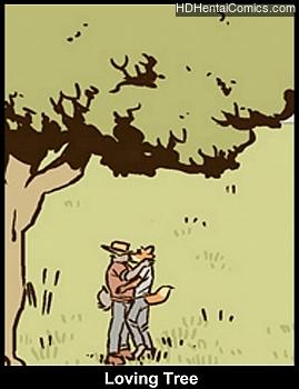 Porn Comics - Loving Tree 1 XXX Comics