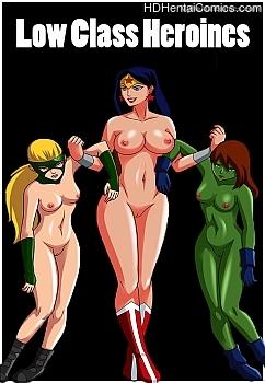 Porn Comics - Low Class Heroines Porn Comics