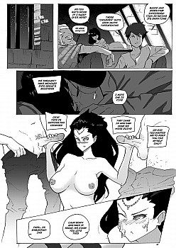 lusting-after-blue-sedai-2006 free hentai comics