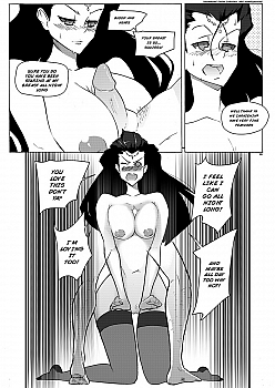 lusting-after-blue-sedai-2009 free hentai comics