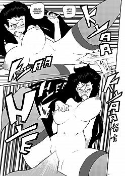 lusting-after-blue-sedai-2010 free hentai comics