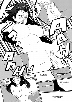 lusting-after-blue-sedai-2011 free hentai comics