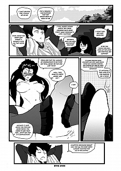 lusting-after-blue-sedai-2012 free hentai comics