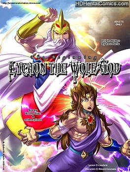 Porn Comics - Lycaon The Wolf God XXX Comics