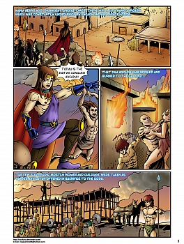 lycaon-the-wolf-god002 free hentai comics