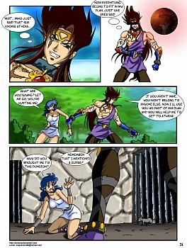 lycaon-the-wolf-god023 free hentai comics