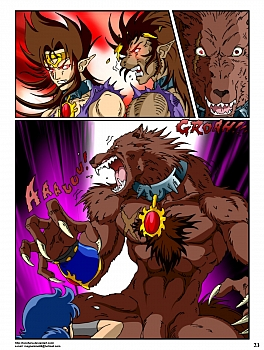 lycaon-the-wolf-god025 free hentai comics