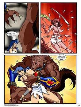 lycaon-the-wolf-god026 free hentai comics