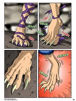 lycaon-the-wolf-god030 free hentai comics