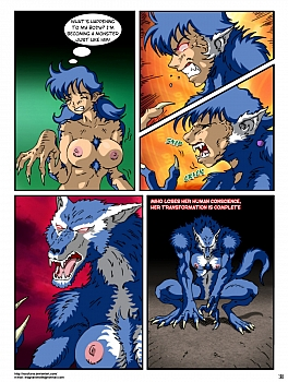 lycaon-the-wolf-god033 free hentai comics