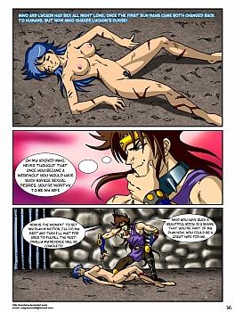 lycaon-the-wolf-god038 free hentai comics