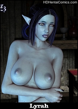 Porn Comics - Lyrah Adult Comics