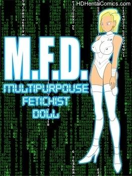 Porn Comics - M.F.D. XXX Comics