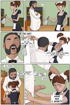 maid-in-distress-1007 free hentai comics