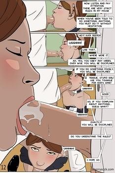 maid-in-distress-1013 free hentai comics