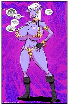 Porn Comics - Mana World 2 – Mikey's Magic Shoppe Adult Comics