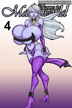 Mana World 4 – Box Of Fun Adult Comics