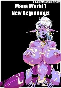 Porn Comics - Mana World 7 – New Beginnings Adult Comics