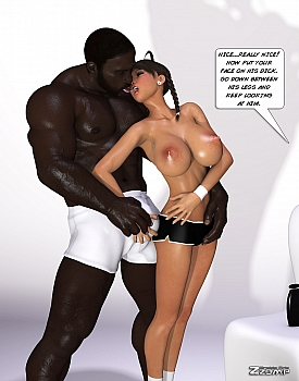 maria-interracial007 free hentai comics