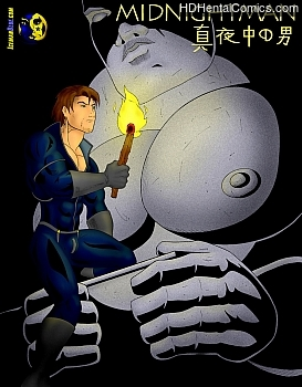 Porn Comics - Midnightman 3 Hentai Comics