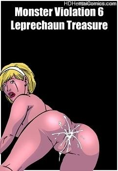 Monster Violation 6 – Leprechaun Treasure XXX Comics