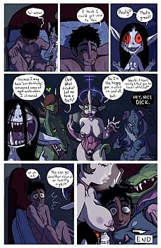 Porn Comics - Mouth To Mouth Sex Comics