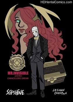 Porn Comics - Mr Invisible & The Chancellor's Dream 1 comic porno