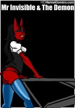 Porn Comics - Mr Invisible & The Demon Adult Comics