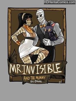 Porn Comics - Mr Invisible & The Mummy Porn Comics