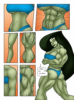 muscle-contest009 free hentai comics