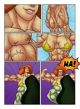 muscle-contest011 free hentai comics