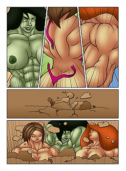 muscle-contest020 free hentai comics